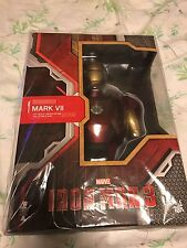 Hot Toys Iron Man 3 Mark XII 1:4 Bust Brand New US Seller