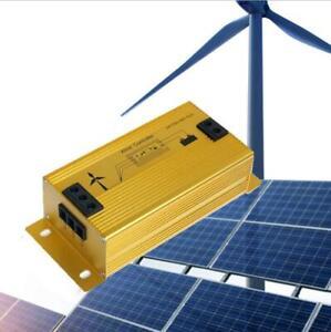 1000W 24/36/48V 25A Wind Turbine Generator Controller Battery Charging Regulator