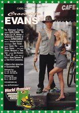 "CYCLISME carte cycliste CADEL EVANS Northwave - '99 "" Myths"" collection"