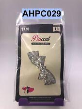 PINCCAT 1 HAIR GEMS STONE CLIP  BARRETTE PIN # AHPC029