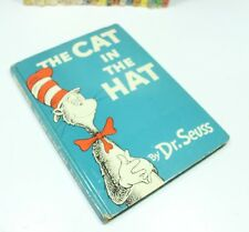 THE CAT IN THE HAT by Dr. Seuss 195/195 - 1st Edition/Early Dust Jacket 1957 DJ