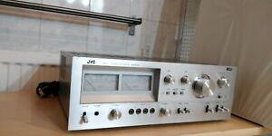 JVC JA-S77 Stereo DC Integrated Amplifier (1977-79)