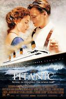 Posters USA - Titanic Leonardo DiCarprio Movie Poster Glossy Finish - MOV250