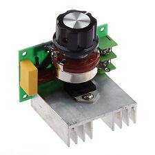 Regolatore tensione di tensione del regolatore di velocita' 220V AC 4000W S L3E7