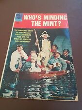 Who's Minding the Mint? #1 Dell Comics 1967