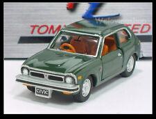 TOMICA LIMITED TL 0082 HONDA HONDA CIVIC GL 1/57 TOMY DIECAST New 83 (OPENED)