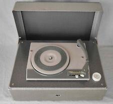 Rare platine disques vinyle professionnelle vintage mono Bouyer