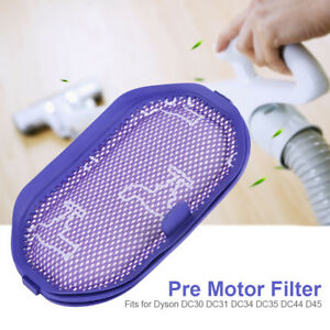 Fit For Dyson DC30 DC31 DC34 DC35 DC44 Washable Pre Motor Filter Vacuum Cleaner