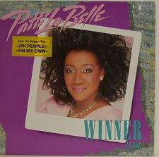 """PATTI LA BELLE - WINNER EN VOUS 12"""" LP (f800)"""