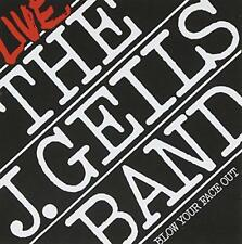 The J. Geils Band - Live: Blow Your Face Out (NEW CD)