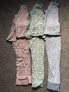 Girls M&S Pyjamas Bundle Size 4-5 years