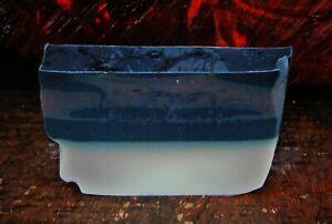 ACTIVATED CHARCOAL & SANDALWOOD Nourishing & Purifying Handmade GOATS MILK SOAP