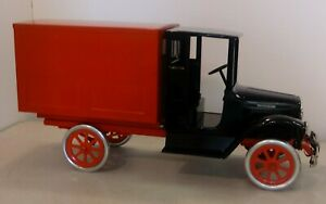1920's Buddy L International Harvester 26 inch Delivery Van Truck by Les Paul