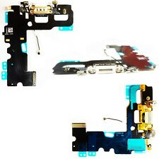 Jack de carga cable flexible Cargador F.iPhone 7 CONECTOR AUDIO 821-00270-a1