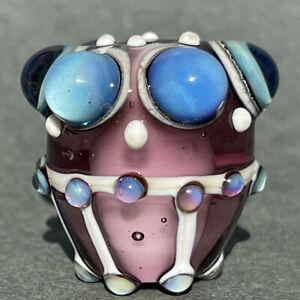 Handmade Lampwork Focal Bead ~ Genie ~ By Soul Of Glass SRA