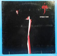 STEELY DAN AJA LP 1977 ORIGINAL PRESS JAZZ ROCK NICE CONDITION!! VG/VG!!A