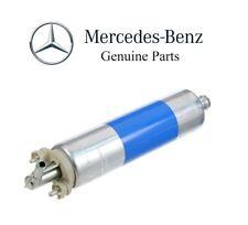 NEW Electric Fuel Pump Genuine For Mercedes W124 R129 W140 W202 W210 W463