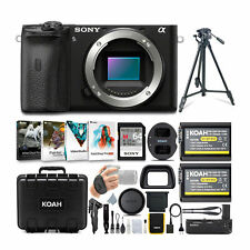 Sony Alpha a7 II Mirrorless Digital Camera (Body Only) and Accessories Bundle