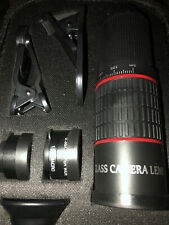 Cell Phone Camera Lens Kit