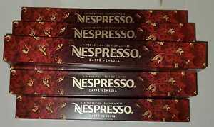 Nespresso Cafe Venezia Limited Edition Coffee Pods