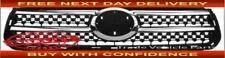 Toyota Rav-4 5 Door Estate 2006-2009 Front Grille Chrome