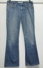 JOES JEANS MUSE WOMEN'S (W29) 32/34 BOOTCUT FACTORY DISTRESS BLUE STRETCH JEANS