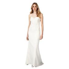 PHASE EIGHT 'CARINNE' BRIDAL/WEDDING DRESS  -  CREAM  - SIZE UK 10  -  BRAND NEW