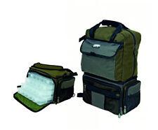 DAM MULTI-BACK PACK multifunktionaler Angelrucksack, inkl. 5 Köderboxen Rucksack
