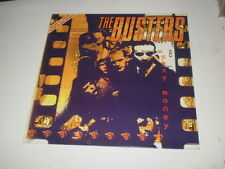 THE BUSTERS - SEXY MONEY - LP SKA 1993 - MADE IN GERMANY - ORIG INNER - VG/VG+