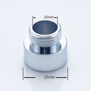 3/4 Female To 1/2 Male Thread Shower Hose Adapter Reducing Connector Bathroom