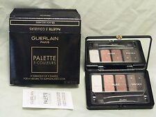 Guerlain Palette 5 Couleurs #06 'Bois de Indes' Eye Shadow Set NIB Authentic