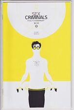 Sex Criminals #2,  1st Print Image Comics Unread Unopened TV show coming
