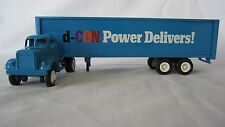 Winross D-Con Power Delivers! White 9000 single axle Cargo Truck