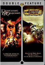 NEW DVD DOUBLE FEATURE // DUNGEONS & DRAGONS & WRATH OF THE DRAGON GOD