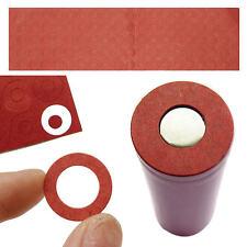 200 X 18650 Battery Insulator Insulation Ring Adhesive Cardboard Paper