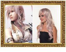 Lightning Light Pink Cosplay Wig Final Fantasy 150200