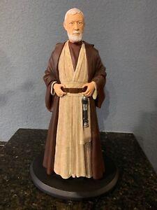 ATTAKUS Star Wars OBI-WAN KENOBI Figure Statue Limited 1500