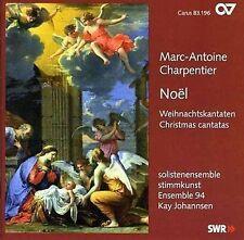 Marc-Antoine Charpentier: Noël, New Music