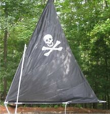 Pirate Sail for Snark Sunflower & DIY Projects
