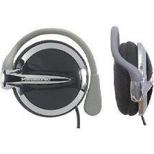Genuine Panasonic RP-HS43 earphone/headphone over the ear golden plated L plug