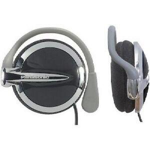 Genuine Panasonic RP-HS43 earphones/headphones,Over the ear 3.5mm Plug