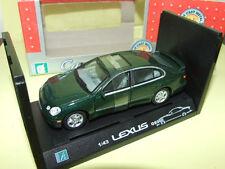 TOYOTA LEXUS GS300 Vert CARARAMA