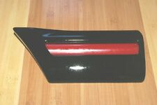 Rover 200 216 GTI 400 protección barra de guardabarros delanteros izquierda negro rojo dgb10159pmw