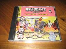 HELLBILLYS - Torture Garden CD - Metal Punk Hard Rock Psychobilly - rare