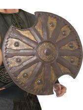 SCUDO DI ACHILLE COLOR BRONZO Carnevale Smiffy's Iliade Troy 115 23992