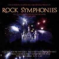 LONDON SYMPHONY ORCHESTRA - ROCKSYMPHONIES  CD 12 TRACKS CLASSIC-ROCK/POP NEU