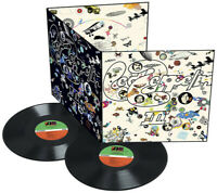 Led Zeppelin - Led Zeppelin III - Deluxe 2 x 180gram Vinyl LP *NEW & SEALED*