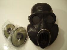 PBF Gasmaske Gorilla , Gas Mask Style Rubber Fetisch 10 Filter  NVA Gr0.(Small)