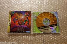 Jeux vidéo japonais pour action et aventure et Sega Saturn