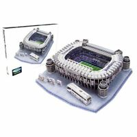 Puzzle 3D Real Madrid Estadio Santiago Bernabeu  Juguete Educativo Niño Niña